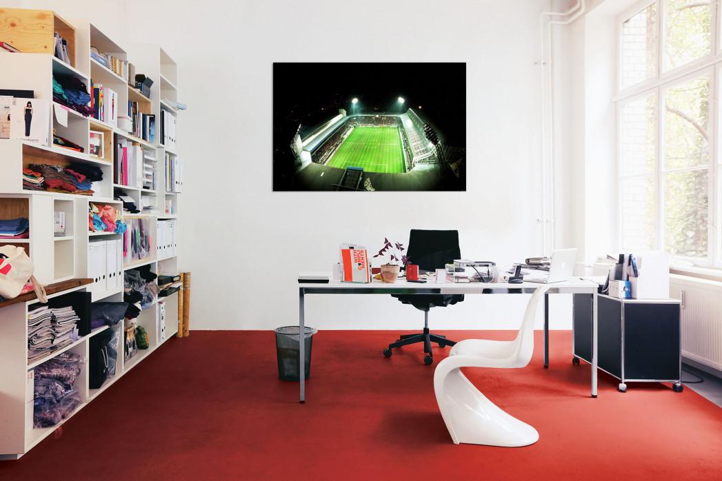 »Betzenberg von oben« in deinem Büro