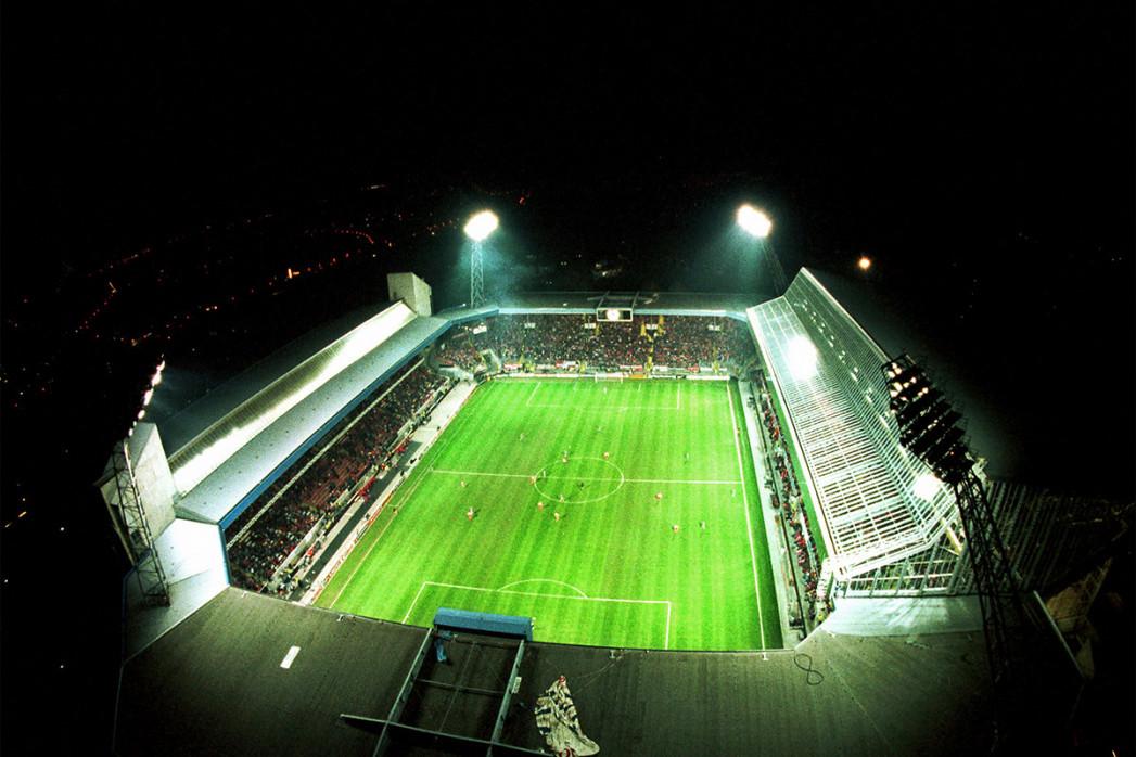 Betzenberg von oben - 1. FC Kaiserslautern - 11FREUNDE BILDERWELT