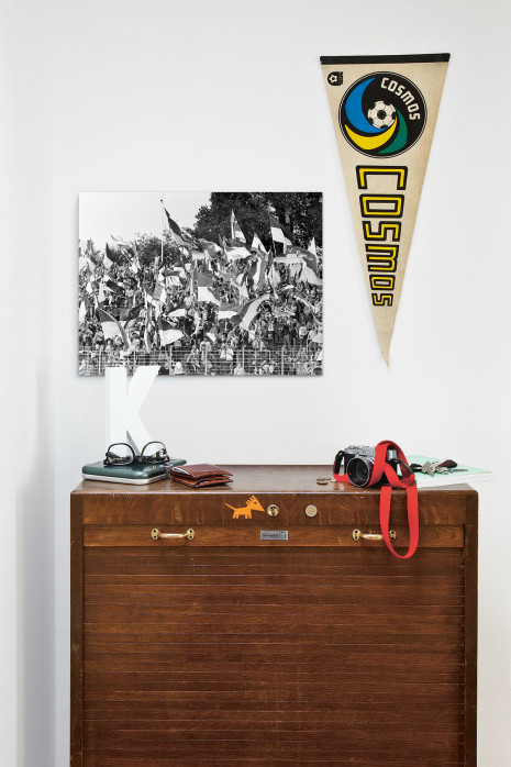 »Bochum Fans 1971« über deiner Kommode