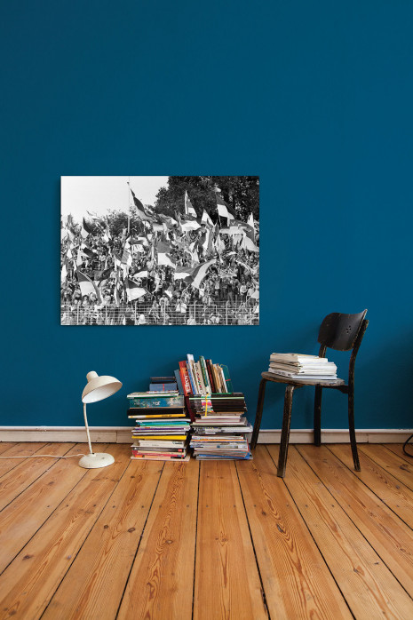 »Bochum Fans 1971« an deiner Wand