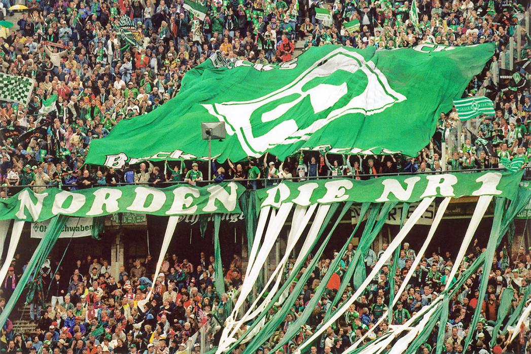 Bremen Fans 1999 - 11FREUNDE BILDERWELT