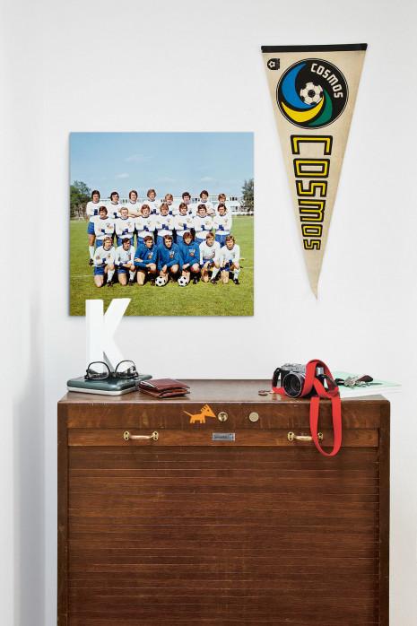 Über deiner Kommode: DDR Nationalmannschaft 1974 - 11FREUNDE BILDERWELT