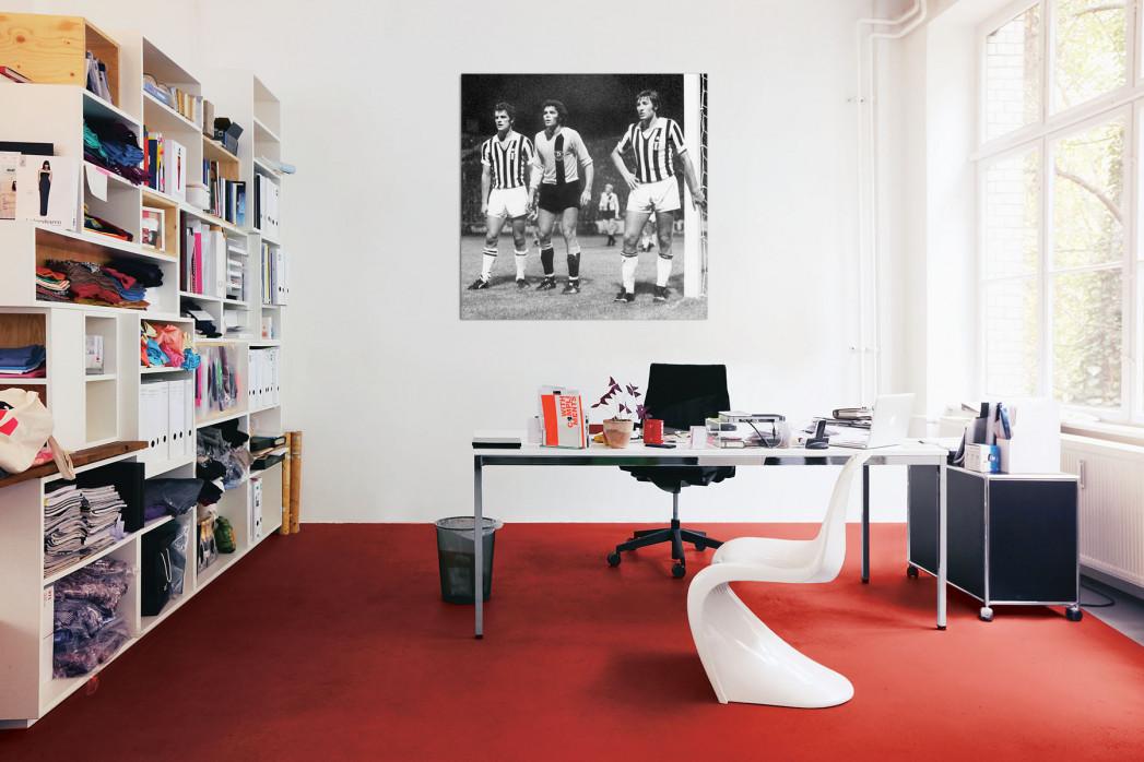 »Dresden vs. Juve« in deinem Büro