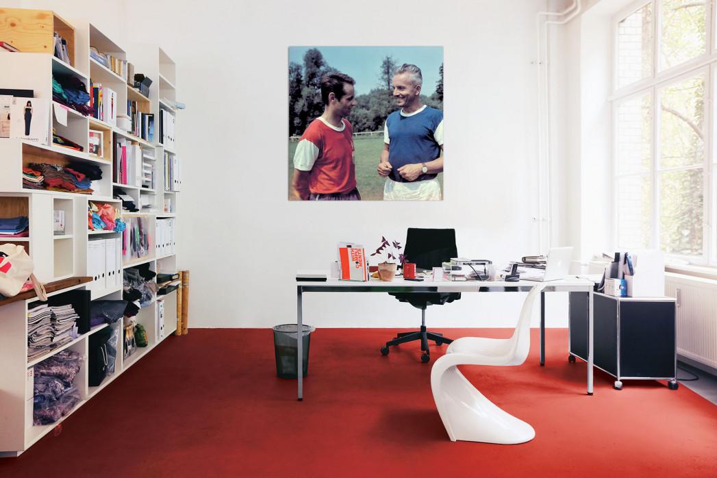 »Ducke und Buschner« in deinem Büro
