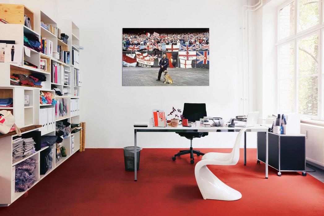 In deinem Büro: Englische Fans in Rotterdam - 11FREUNDE BILDERWELT