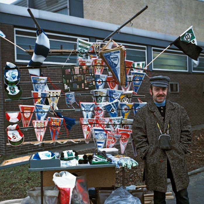 Fanartikel 1977 - 11FREUNDE BILDERWELT
