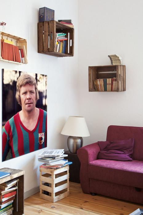 »Helmut Haller« in deinem Wohnzimmer