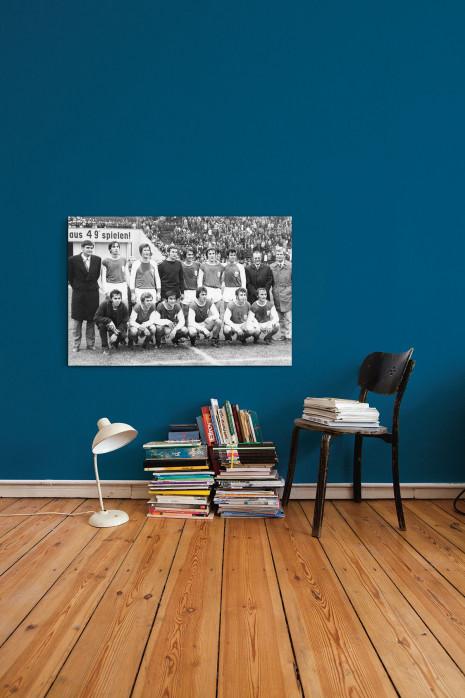 »Jena FDGB-Pokalsieger 1972« an deiner Wand
