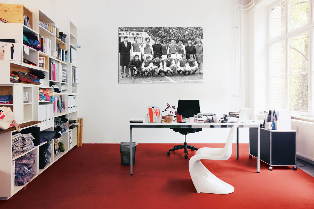 »Jena FDGB-Pokalsieger 1972« in deinem Büro