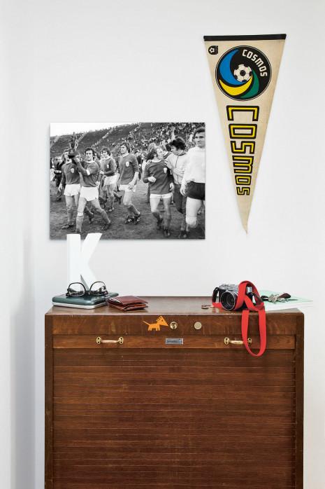 »Jena FDGB-Pokalsieger 1974« über deiner Kommode