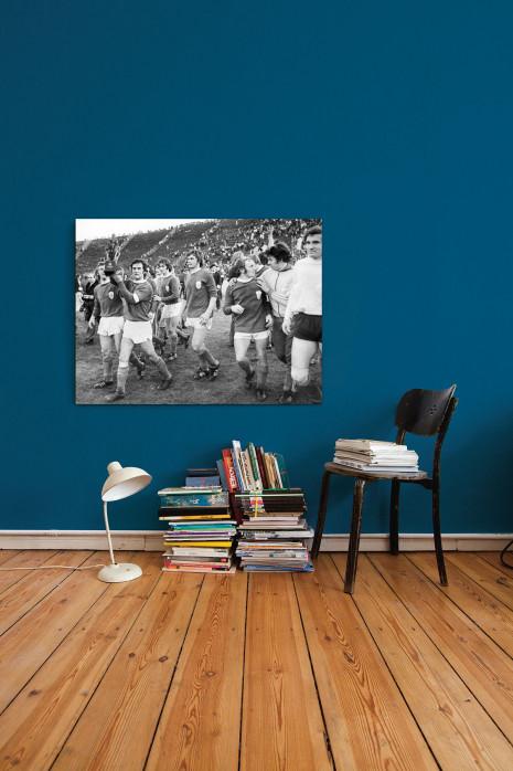 »Jena FDGB-Pokalsieger 1974« an deiner Wand