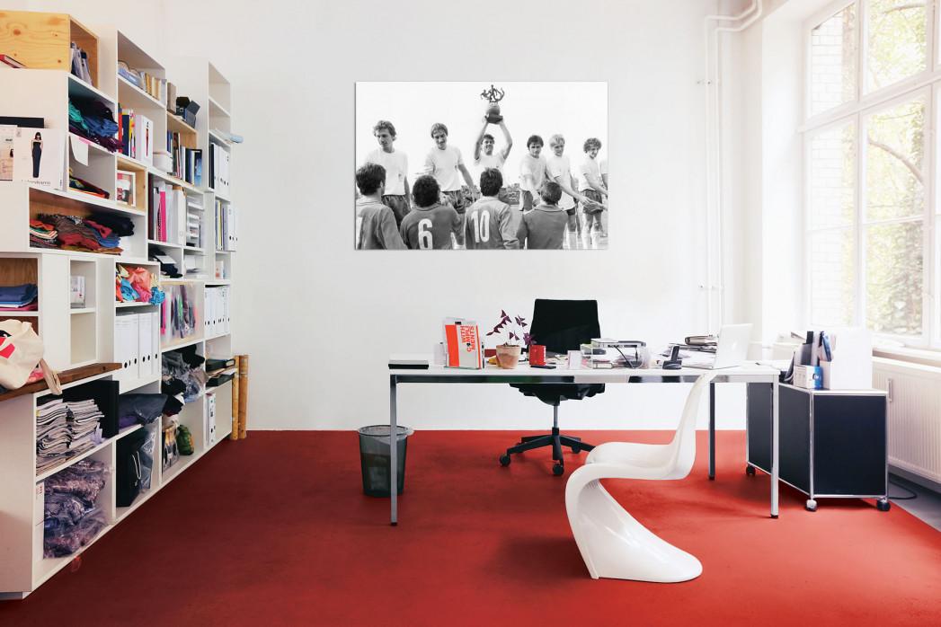 »Jena FDGB-Pokalsieger 1980« in deinem Büro