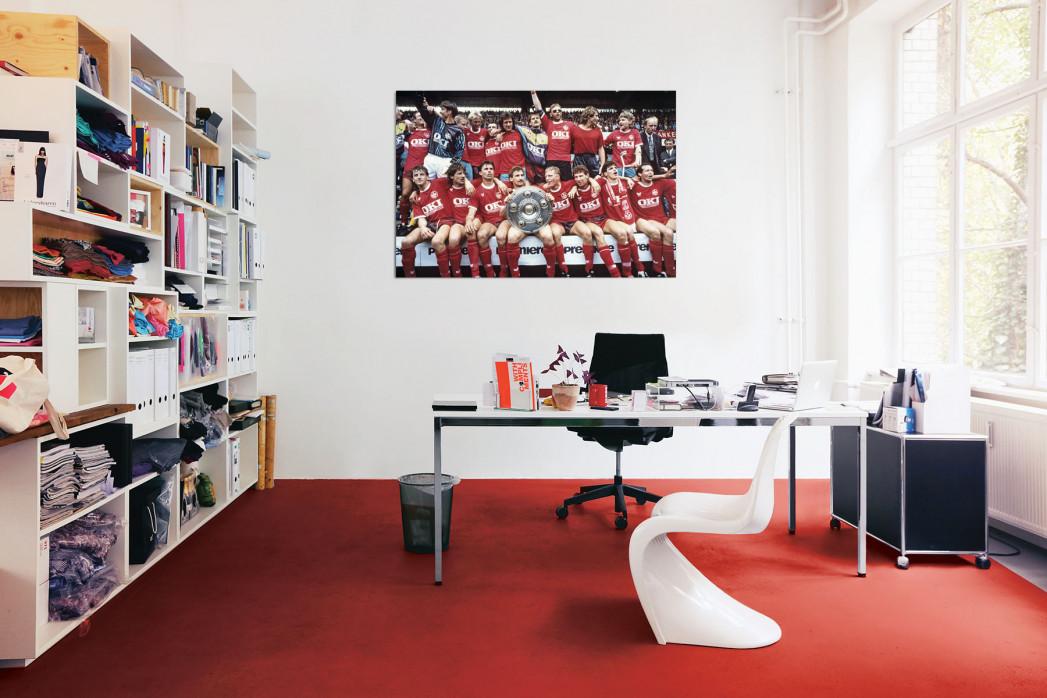 »Lauterer Meisterjubel 1991« in deinem Büro