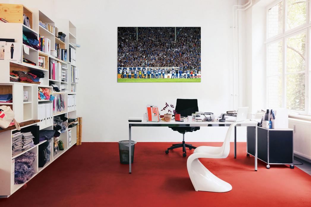 »Magdeburg jubelt im Pokal« in deinem Büro