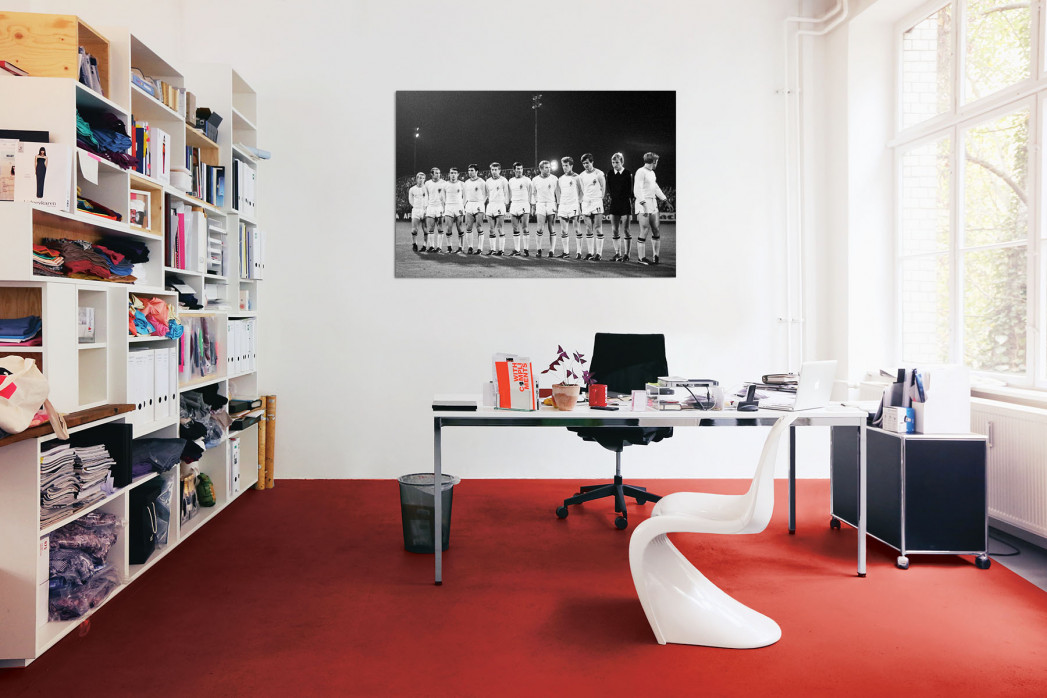 »Mönchengladbach 1969« in deinem Büro