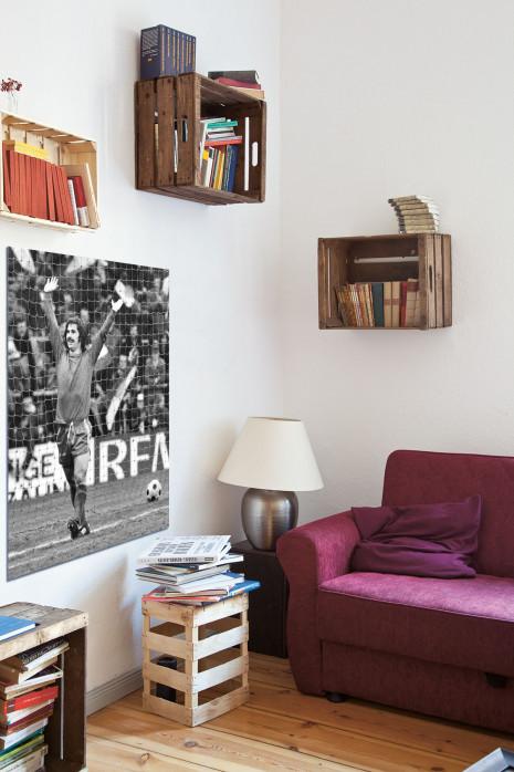 »Torjubel Müller« in deinem Wohnzimmer