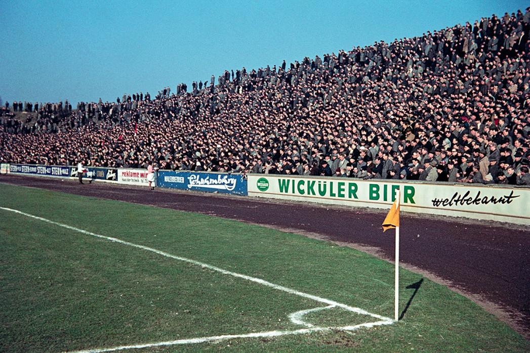 Tribüne Stadion
