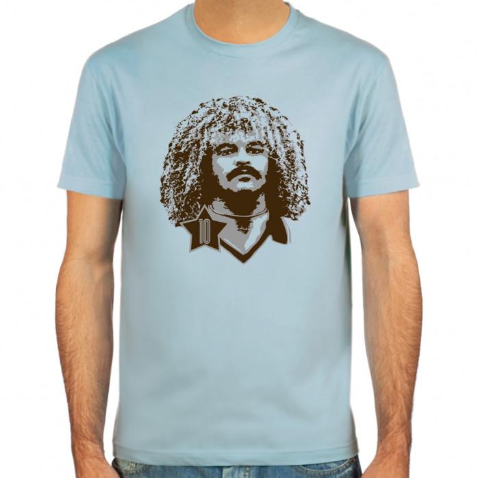 Carlos Valderrama T-Shirt