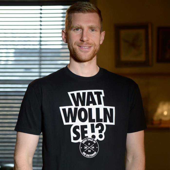 Wat wolln se!? T-Shirt