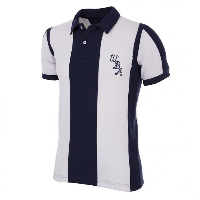 West Bromwich Albion 1978 - 79 Short Sleeve Retro Football Shirt