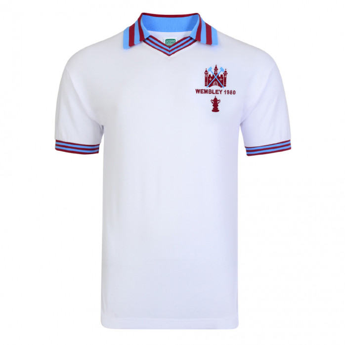 West Ham United Trikot 1980