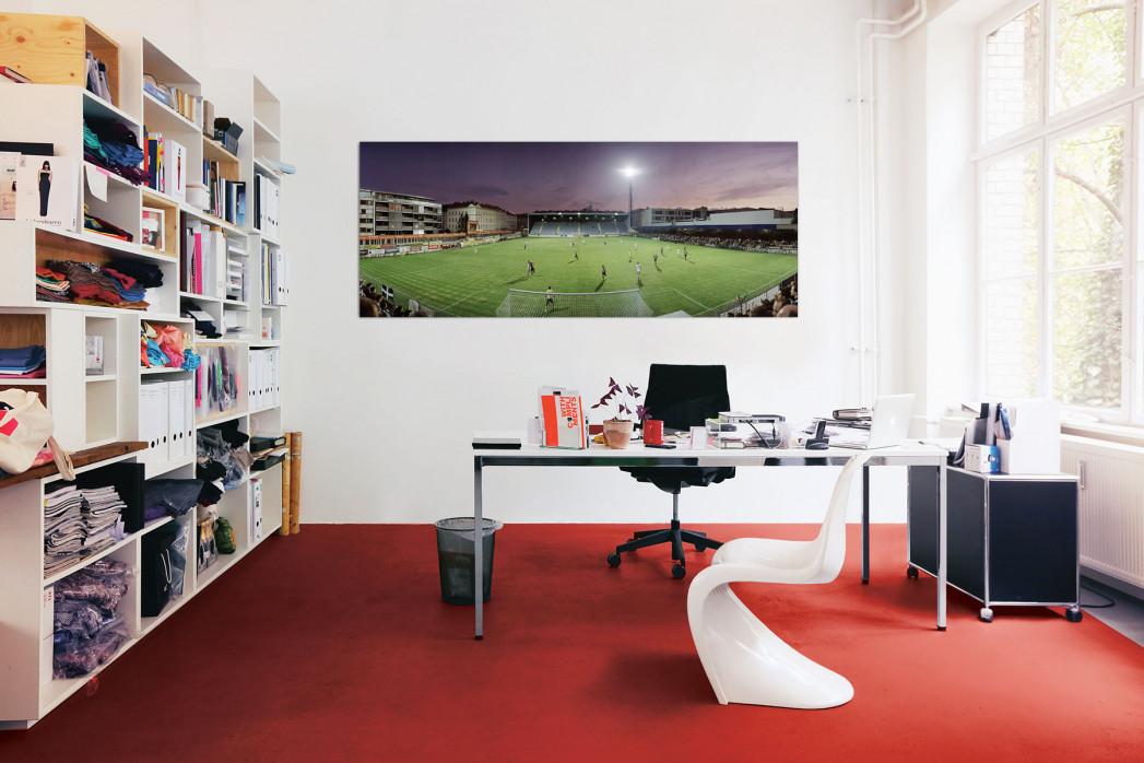 Sportclubplatz vom Wiener SK in deinem Büro - 11FREUNDE BILDERWELT