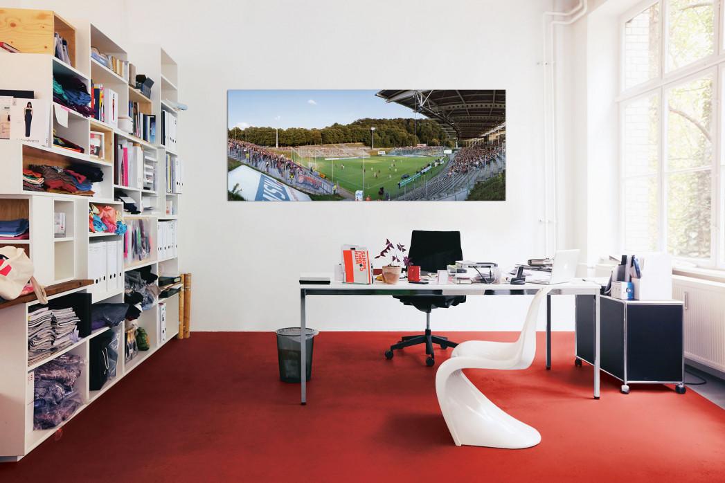 Wuppertal Stadion am Zoo in deinem Büro - 11FREUNDE BILDERWELT