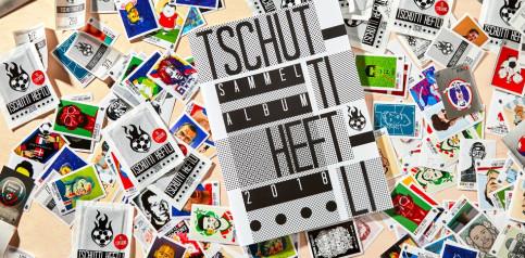 Stickertüte: TSCHUTTI HEFTLI WM 2018 - 11FREUNDE SHOP