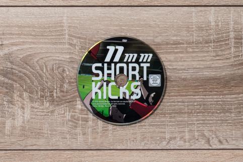 11mm Shortkicks - Fußball-Kurzfilme - DVD - 11FREUNDE SHOP