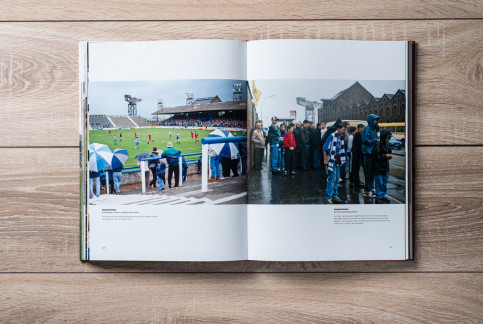 The Homes Of Football - Buch - 11FREUNDE SHOP