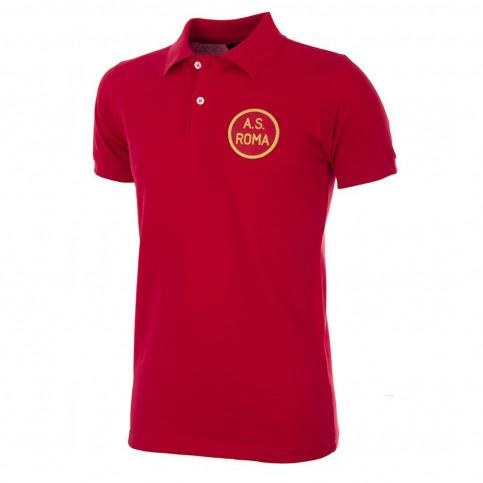 AS Roma 1961 - 62 Short Sleeve Retro Football Shirt