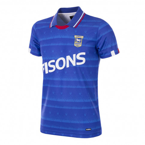 Ipswich Town FC 1991 - 92 Retro Football Shirt