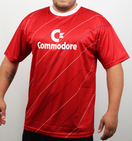 Commodore 1984 Home Trikot