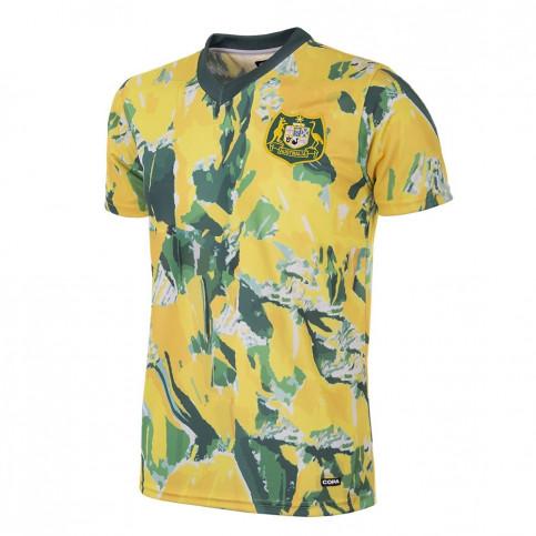 Australia 1990 - 93 Short Sleeve Retro Football Shirt