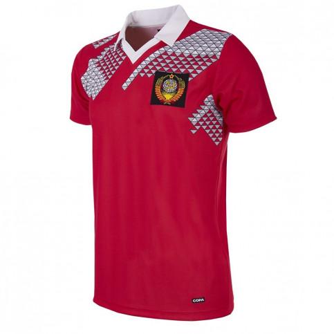 CCCP 1990 World Cup Short Sleeve Retro Football Shirt