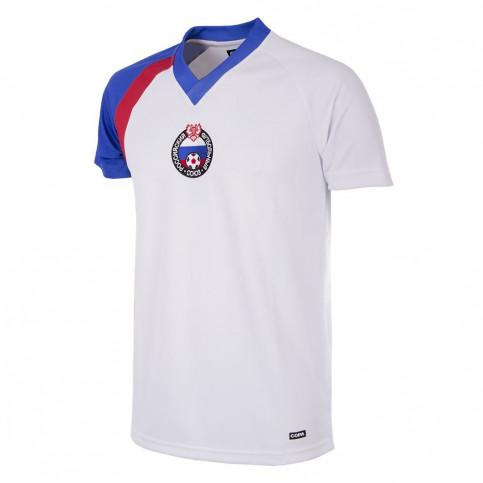 Russia 1993 Short Sleeve Retro Football Shirt