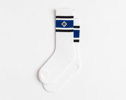 L&L – Hamburger SV Stripes – Sport Socks