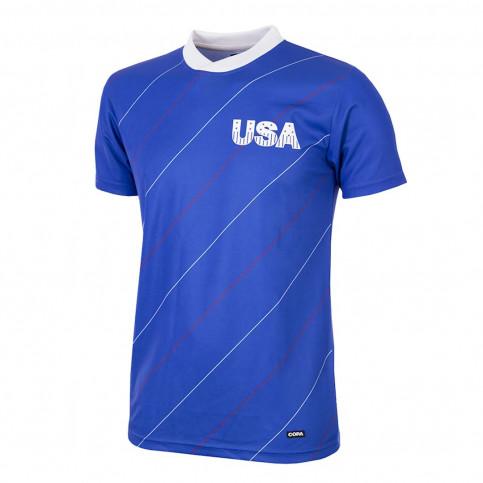 USA 1984 Retro Football Shirt - COPA Retrotrikot - 11FREUNDE SHOP