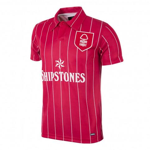 Nottingham Forest 1992-1993 Retro Football Shirt
