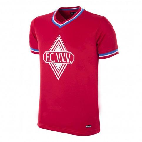 FC VVV 1978 - 79 Retro Football Shirt