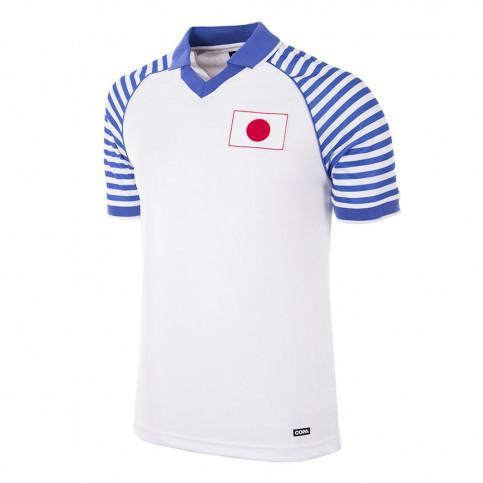 Japan 1987 - 88 Retro Football Shirt