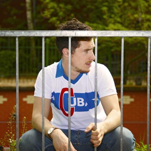 Cuba 1962 Castro Short Sleeve Retro Football Shirt - COPA Retroshirt - 11FREUNDE SHOP