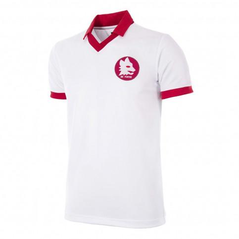 AS Roma 1984 European Cup Final Retro Football Shirt