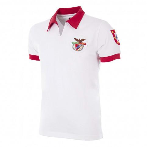 SL Benfica 1968 Away Retro Football Shirt
