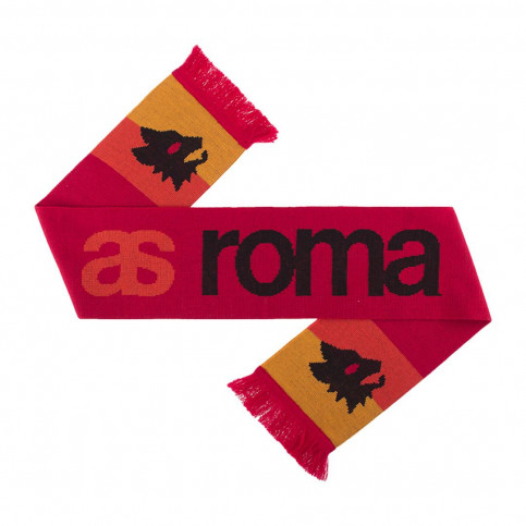 AS Roma Retro Scarf (red)