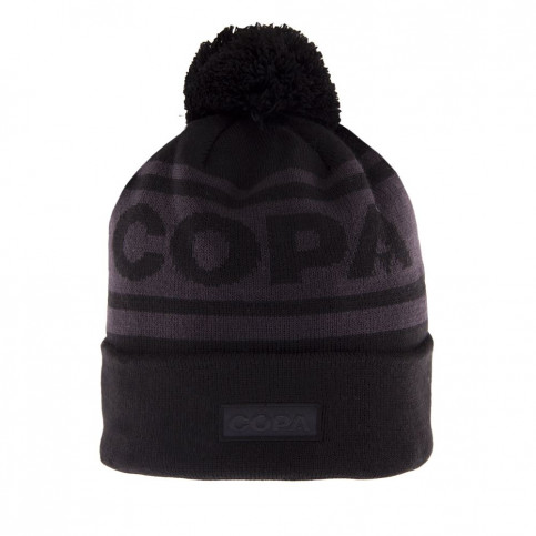 COPA All Black Beanie