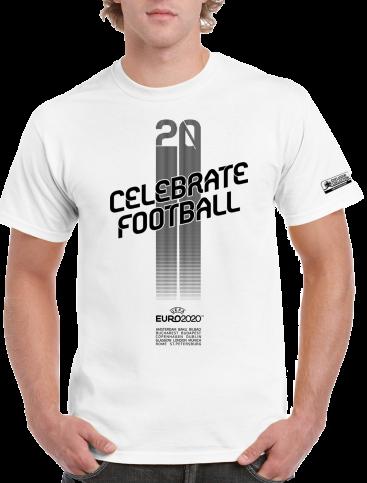 UEFA EURO T-Shirt - Celebrate Football