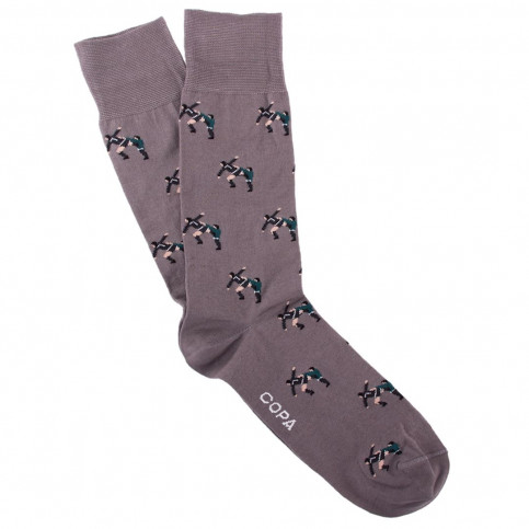 Kung Fu Socks
