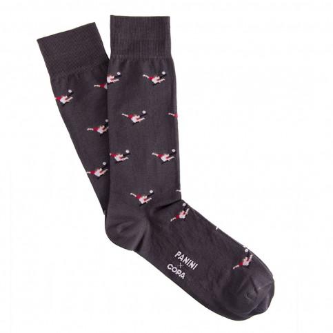Panini x COPA Rovesciata Casual Socks (black)