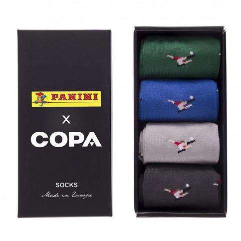 Panini x COPA Rovesciata Socks Box Set